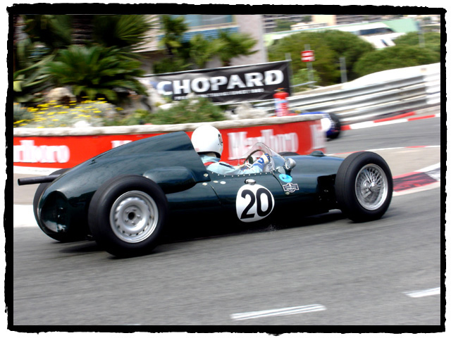 Marshall Bailey (GB) 1959 JBW Maserati.