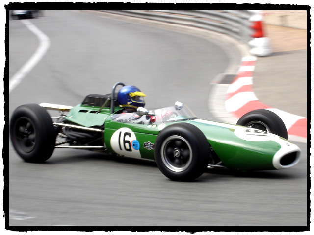 Howard Cherry (USA) in Duncan Dayton's 1964 Brabham BT11.