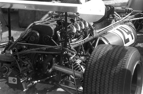 John Wingfield's Brabham BT30 - Cosworth FVA