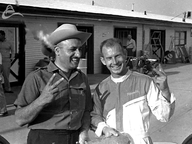 J.C. Agajanian and Parnelli Jones say,