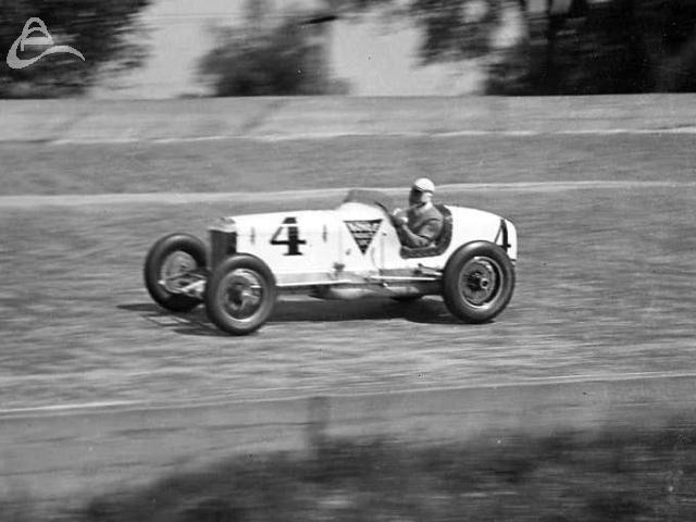 Al Miller, 1935. (Kirkpatrick)