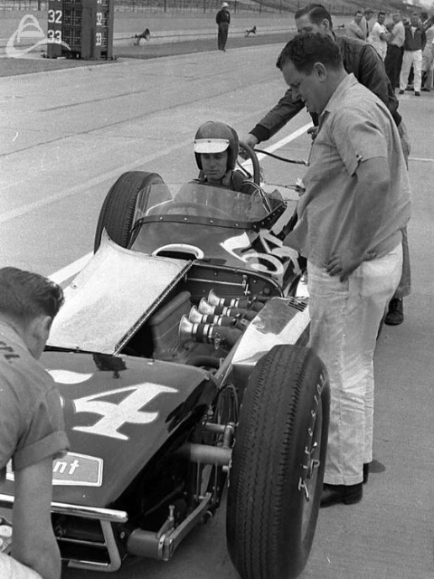 Bobby Marshman, 1962. (Johnson)