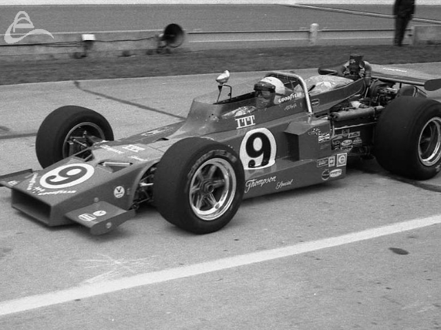 AJ Foyt, 1971. (Johnson)