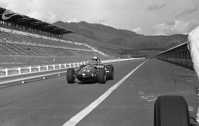 Fuji, 1966. Bobby Grim. (Johnson)