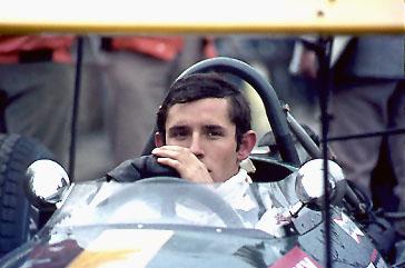 Jacky Ickx, F1 Brabham, Silverstone