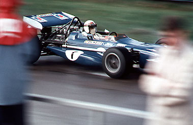 Jackie Stewart, March 701 Ford DFV 1970, Silverstone