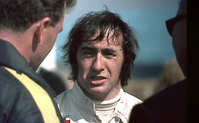 Jackie Stewart, After The Race