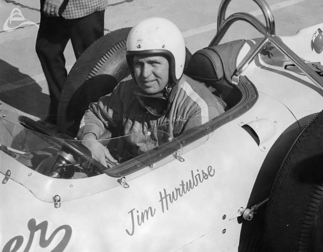 Jim Hurtubise. (Johnson)