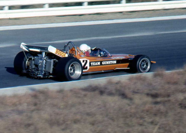 John Love Surtees TS9 Kyalami Esses