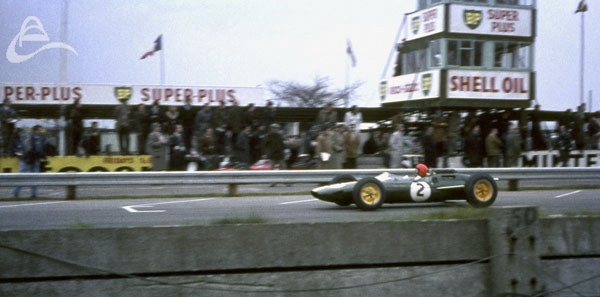 Pete Arundell Lotus Coventry Climax Goodwood March 1964