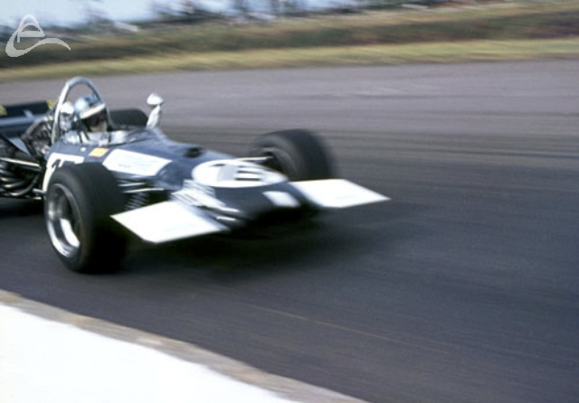 Piers Courage in Frank William's Brabham at Copse Corner.jpg