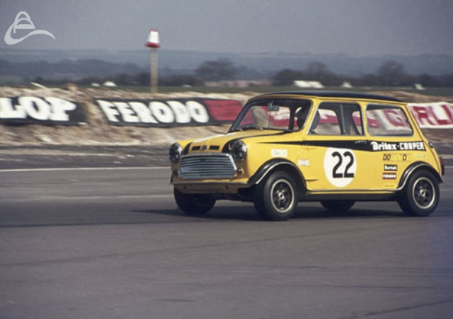 Steve Neal Britax Downton Mini Cooper