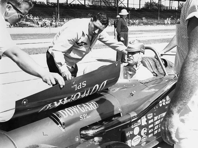 Tony Bettenhausen, 1960. (Johnson)