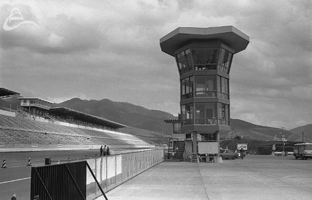 The control tower at the Fuji International Speedway. (Johnson)